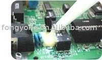 Silicone heat transfer sink thermal conductive paste adhesive glue compound