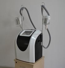 Best Selling Products fat cooling machine/weight-loss massage machine/High Quality Fat Freezing Machine with two handle(CE)