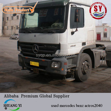 good selling used mercedes benz actros2040
