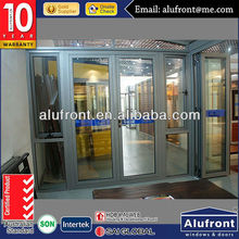 Aluminum Frame Swing Door/Aluminum Hinge Door/Aluminum Casement Window