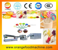High Efficiency Automatic Lollipop Making Machine