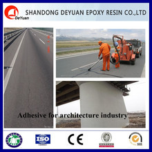 Bisphenol A epoxy resin for building structural adhesive