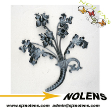 All Types of Wrought Iron Floral Fittings for Your indoor Home Decorations Designed By Blacksmith Works New Comings