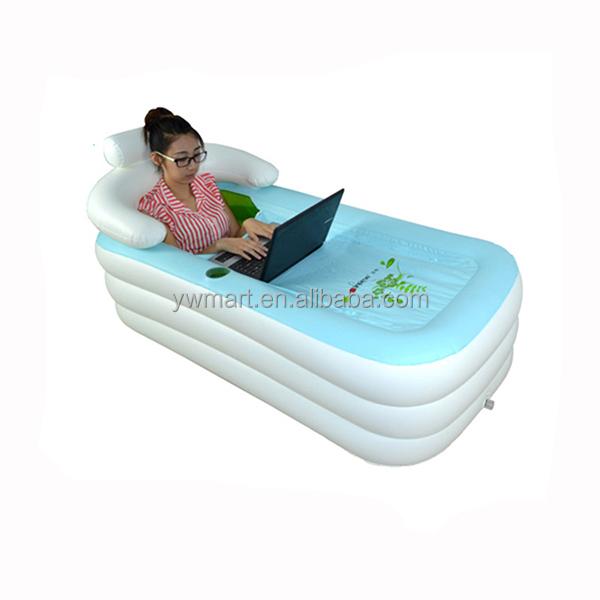 durevole vasca da bagno gonfiabile per adulti adulto gonfiabile vasca idromassaggio