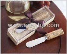 Wooden handle Butter knife Wedding Party favors