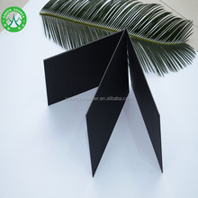 900g high stiff and good quality gsm black core letter paper