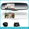 Rearview mirror gps android with APP software special for Toyoya/VW