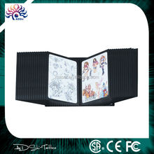 Factory supply 28 panes tattoo flash rack tattoo images book