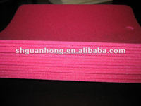 8mm/OEM pe foam rolls/sheets/With different density PE foam/ Best selling muti-color PE/XPE foam