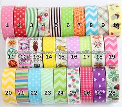 Wholesale YIWU FACTORY Wholesale 1.5cm x 10m Colorful Japanese Washi Tape Paper Masking Tape