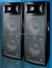 """T-1515 800W 15"""" 2.0 Outdoor Stadium Horn Speakers for PA System"""