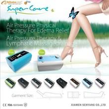beautician de compresión de aire de masaje de la pierna botas