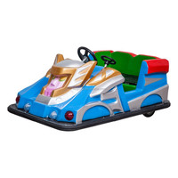 Blue King Kong Car/Baby car /Battery Car for amusement rides(LB17)