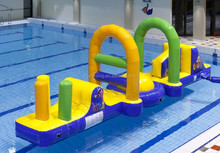 inflatable water combo sports game manufacturer from China