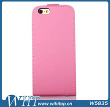 Wholesale Alibaba Cell Phone Case for iPhone 6 Korean Flip Leather Mobile Accessories