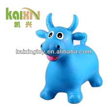 PVC Children inflatable riding animal toy