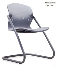 Triumph PP material training classroom chairs / Cheap meeting room chairs simple design / Lounge chair office furniture