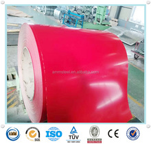 trade assurance/Gold supplier ppgi color coated steel coil