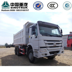 SINOTRUK HOWO Dump Truck Specification--Original Parts factory direct sale