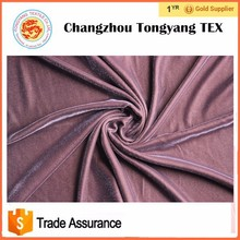 China textile and material drapery fabric micro velvet fabric 9000