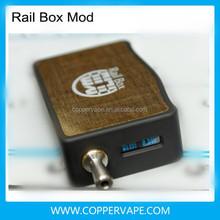 Wholesale Temperature control DNA 40 box mod alumium railbox carbon fiber box mod mini