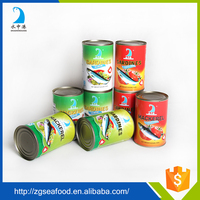Lower price delicious canned sardines preservatives