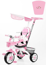 High Quality Baby Tricycle with canopy
