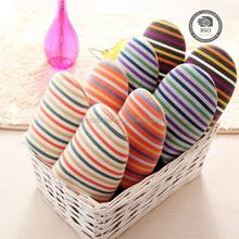 Cheap wholesale winter bedroom eva man slippers, woman soft sole indoor slipper