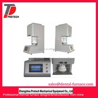 Top quality compact zirconia crown furnace for Denture processing with best price
