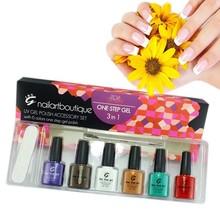 2015 IBN hot sale 10 ML gel nail polish for nails kit