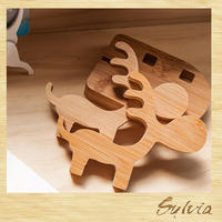 2016 Taiwan manufacture new design wooden bath tub cell mobile phone holder
