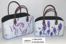 black color handcrafted fashion lady designer handbag vintage