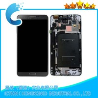 Hot for samsung galaxy s3 lcd assembly i9300 s4 i9500 note note 2 lcd display digitizer assembly with touch screen replacement