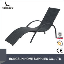 Aluminium furniture outdoor lounge chair