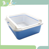 High quality new design wholesales dog pet toilet tray