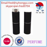 [Manufacturer]10ml/20ml Travel Refillable Metal Atomizer Perfume Spray Bottle