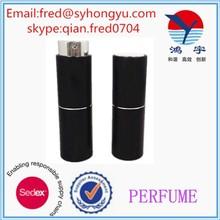 [Manufacturer]10ml/20ml Travel Refillable Metal Atomizer Perfume Spray Bottle