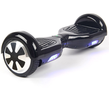 Street legal auto balancing scooter, light electric vehicle monorover