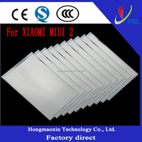 2015 Best Optical Clear Adhesive 250um Mitsubishi OCA Film Double-Sided Sticker For XIAOMI MIUI 2