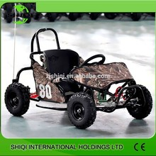 2015 gas powered chinese 80cc buggy for kids /SQ-GK002