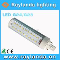 High power SMD5630 G24 led lamp 9w led light