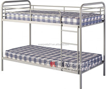 Bunk Bed for Adult Iron Military Kids Bed Furniture Metal Bunk Bed