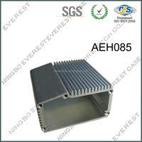 Various Sizes Extruded Aluminum Electronic Enclosures