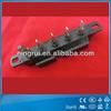 1A/3A/4A/125V/250V UL/TUV/CE mechanical switch keyboard with Locking Plate: Zinc Plating Iron