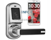 Factory Manufactur Phone/Pad Unlock Door Korea Digital Door Lock (HF-LM9N)