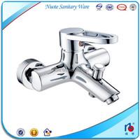 deck mounted brass bath shower mixer tap