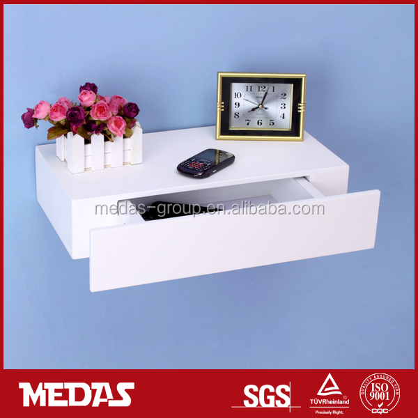 Floating+Wall+Shelf+with+Drawer Floating Wall Shelf With Drawer  Buy