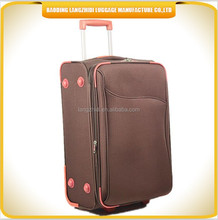 good quality cheap price luggage for men Chinese factory direct sale luggage set customer logo accepted