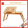 portable folding laptop table desk stand tray