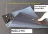 Embossed release film waterproof bitumen accessory material